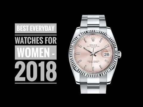 The Best Watches For Women 2018 | Armand The Watch Guy