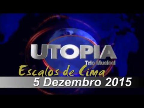 Dançando Funaná - Trio Utopia (Escalos de Cima)