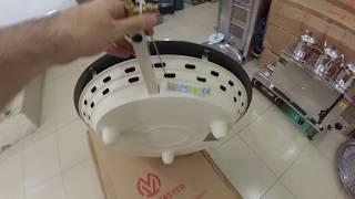 Лавашница для шаурмы  газовая  60 см.