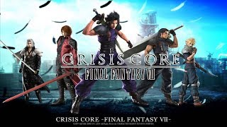 Crisis Core: Final Fantasy VII Walkthrough Part 1 (Intro Of The New Hero)