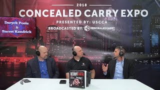 Deryck Poole and Barret Kendrick - USCCA Expo 2018