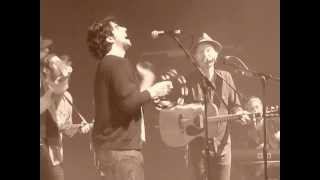 The Lumineers & Langhorne Slim & The Law - Sweet Virginia (Stones cover) Manchester Academy - 9-2-13