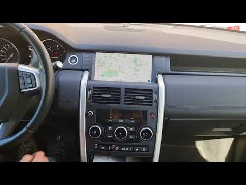 land rover discovery car tablet  shop.audioelite.it