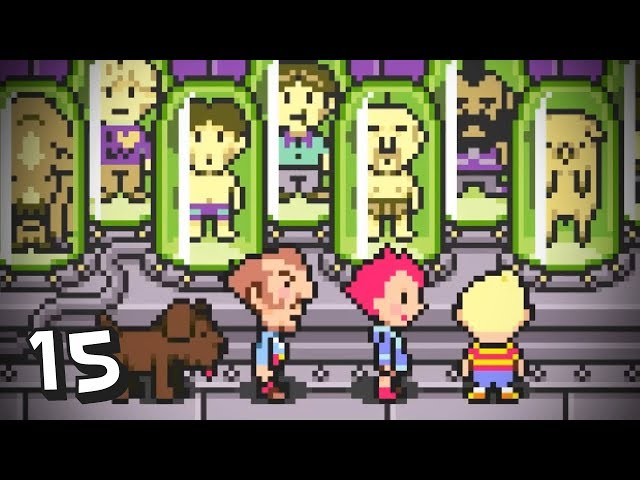 A CHILDS PLAYTHINGS - Lets Play - Mother 3 - 15 - Walkthrough Playthrough