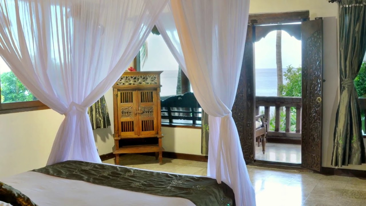 Coral View Villas Amed Bali Indonesia Youtube