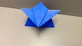 Daily Origami: 159 - Lucky Boy