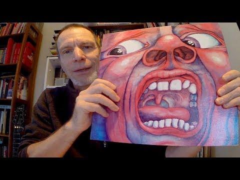 King Crimson @ Beacon Theater, New York 11/18/2017 My Experience - Vinyl Vlog 87