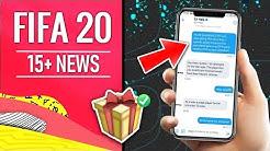 Gratis Bonus in FIFA 20 Ultimate Team erhalten! 😍🎁 [FUT 20 Bonus]   Mega Fifa 20 News