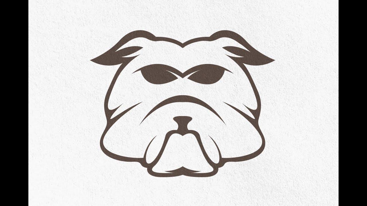 Logo design illustrator adobe illustrator logo design tutorial logo design illustrator adobe illustrator logo design tutorial how to make head dog logo design youtube ccuart Images