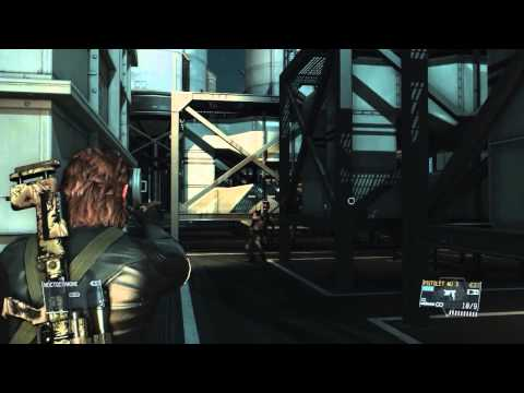 Metal Gear Solid V:The mods you have to play