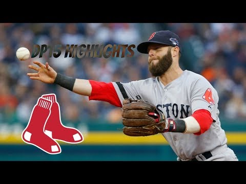 DUSTIN PEDROIA DEFENSIVE HIGHLIGHTS - CANDY PAINT