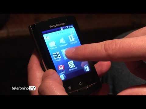 Sony Ericsson Xperia x10 Mini Pro da Telefonino.net