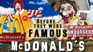 McDONALD'S - Before They Were Famous