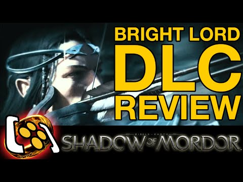 Shadow of Mordor: The Bright Lord DLC Review - VideoGamer