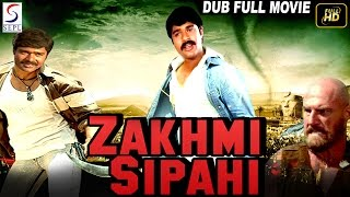 Zakhmi Sipahi - Dubbed Full Movie | Hindi Movies 2016 Full Movie HD