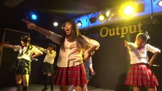 2013/06/25 那覇Output ハートのエナジー (オリジナル曲)