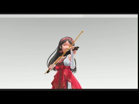 [MMD] Canon Rock Violin - Maya Putri