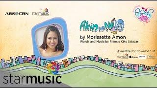 MORISETTE AMON - Akin Ka Na Lang (Official Lyric Video)