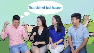 6 Awkward Love Advice From Our Asian Parents