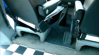 How to install seat swivels