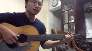 Khoảnh Khắc - Guitar Cover