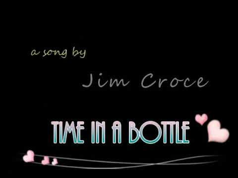 Time in a bottle lyrics