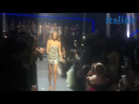 fashion show @amfAR  - Cannes 2016