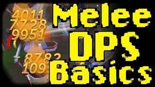 DPS for Dummies: Melee DPS Basics