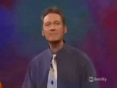 Whose Line: Irish Drinking Song: Breaking Up