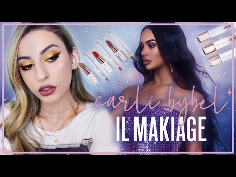 Carli Bybel x Il Makiage Lip Collection Swatches! thumbnail