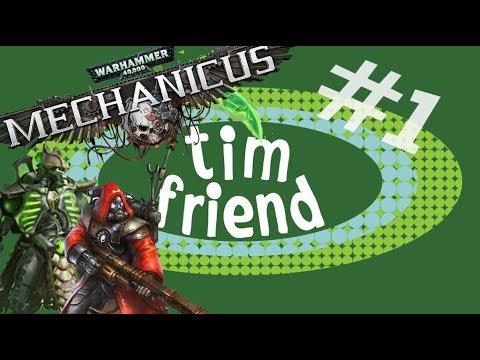 WARHAMMER MECHANICUS: Hideous Bio-Mechanicals -- Episode 1  