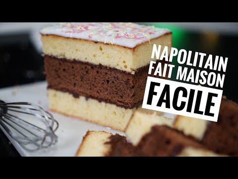 recette-napolitain-maison-facile-et-rapide
