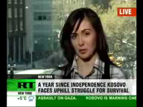 """Kosovo - one year after """"independence"""""""