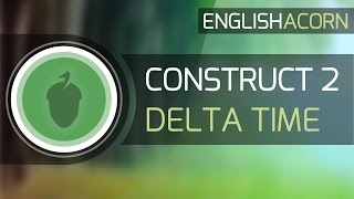 Construct 2 - Delta Time (And Pausing) thumbnail