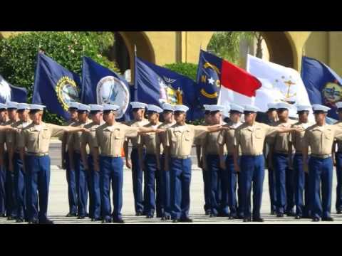 Alpha Co MCRD San Diego June - Sept 2014 Thru MOS/PDS Dec. 2014