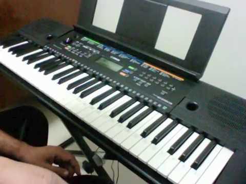 tchaikovsky swan lake on yamaha psr e253 piano keyboard. Black Bedroom Furniture Sets. Home Design Ideas