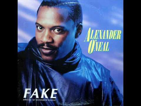 Alexander O' Neal - Fake