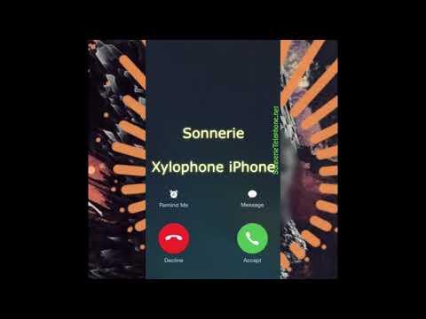 SONNERIE IPHONE XYLOPHONE TÉLÉCHARGER