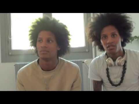 Street Voice ( epi 113) - LES TWINS ( Criminalz ) by Youval