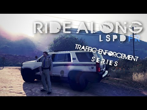RIDE ALONG : LSPDFR EP.5 -T.E.S.- Correcting bad habits