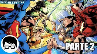 Video LOS HIJOS DE LA LIGA DE LA JUSTICIA (Parte 2) | Justice League Rebirth #27 | COMIC NARRADO download MP3, 3GP, MP4, WEBM, AVI, FLV Agustus 2017