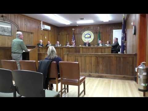 Patchogue Village Trustees Mt. 12/8/14 Full Proceedings