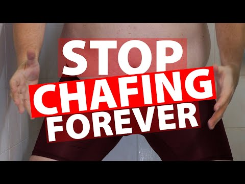 How to stop chafing between legs for fat people. Get FIT by 50 Mark Lee Stop Chub Rub