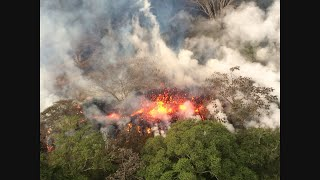 Hawaii Authorities Prepare Volcano Evacuation Plans