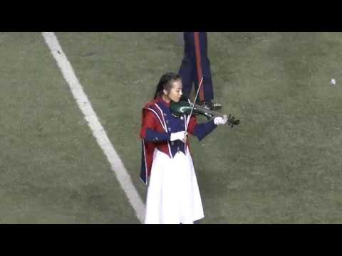 West Monroe High School Rebel Band 2016 Showcase