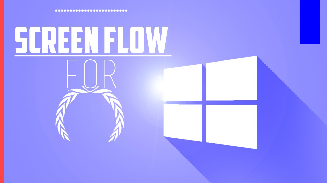 Best screenflow for windows to record screen easily.
