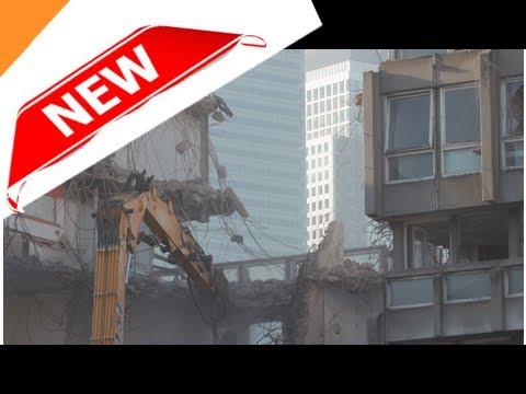Movie footage reveals demolition of robin hood gardens