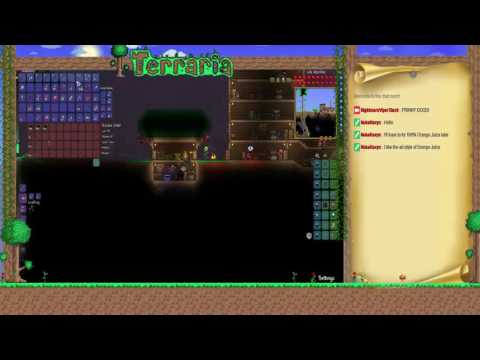 Terraria (Semi-Blind/30 Mins-1 Hours) [OBS Test] (Mining Underworld/Potion Farming)