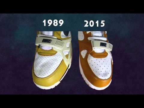 Sneaker History: Nike Air Trainer SC / 3 / Iii -  Bo Jackson's - Unofficial