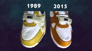 Sneaker History: Nike Air Trainer SC / 3 / iii -  Bo Jackson